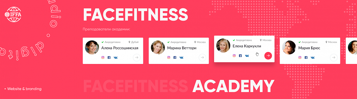 «IFFA - International Facefitness Academy»